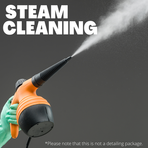Steam Cleaning Package
