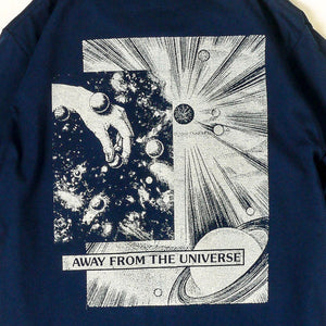 Away From The Universe Guys Tee