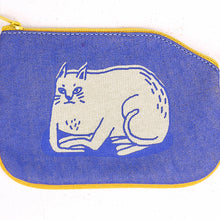 Load image into Gallery viewer, No Business Cat Coin Purse