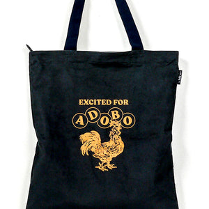 Excited For Adobo Tote Bag