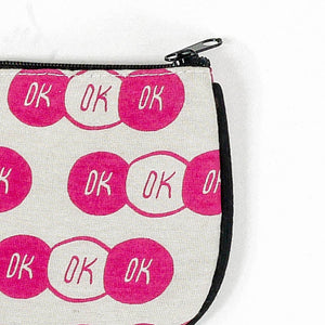 3 Ok Coin Purse
