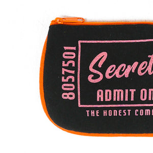 Admit One Coin Purse