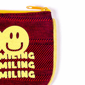 Keep on Smiling Coin Purse