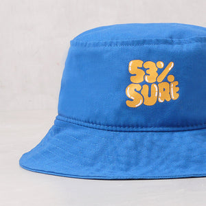 53% Sure Bucket Hat