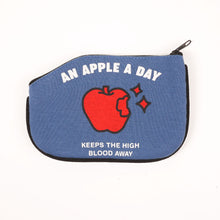 Load image into Gallery viewer, An Apple A Day Coin Purse