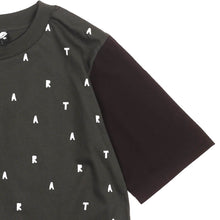 Load image into Gallery viewer, A Pattern Girls Cropped Tee