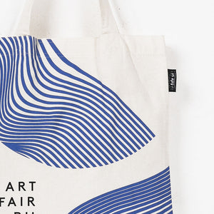 ARTWORK x Art Fair PH Blue[half circle blue print]