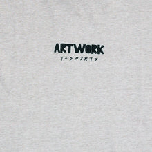 Load image into Gallery viewer, Artwork T-shirt Gray Guys Tee