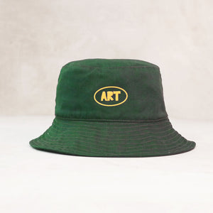 Art Green Bucket Hat