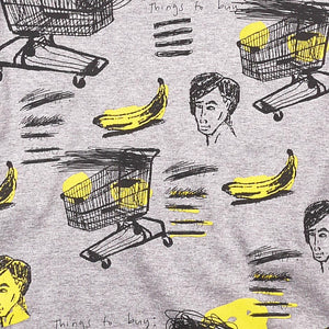 Banana Grocery Girls Tee