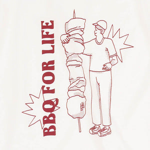 BBQ For Life Girls Tee