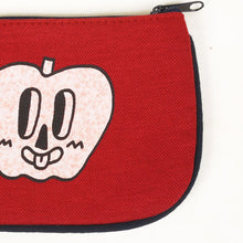 Load image into Gallery viewer, Apple Cartoon Coin Purse