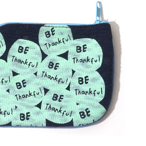 Be Thankful Coin Purse