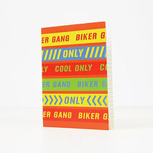 Load image into Gallery viewer, Biker Gang Notebook Set