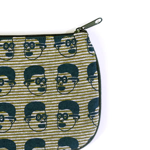 Boy Pattern Coin Purse