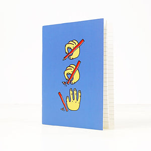 Broken Pencil Notebook Set