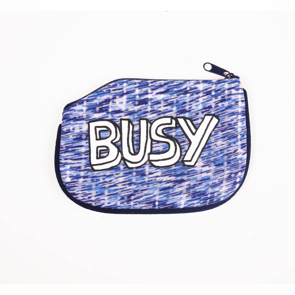 Busy Coin Purse