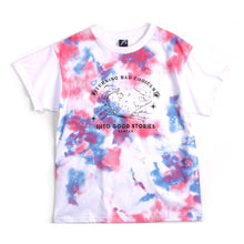 Load image into Gallery viewer, Cancer Tiedye Girls Tee