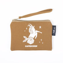 Load image into Gallery viewer, Capricorn Zodiac Pouch Set