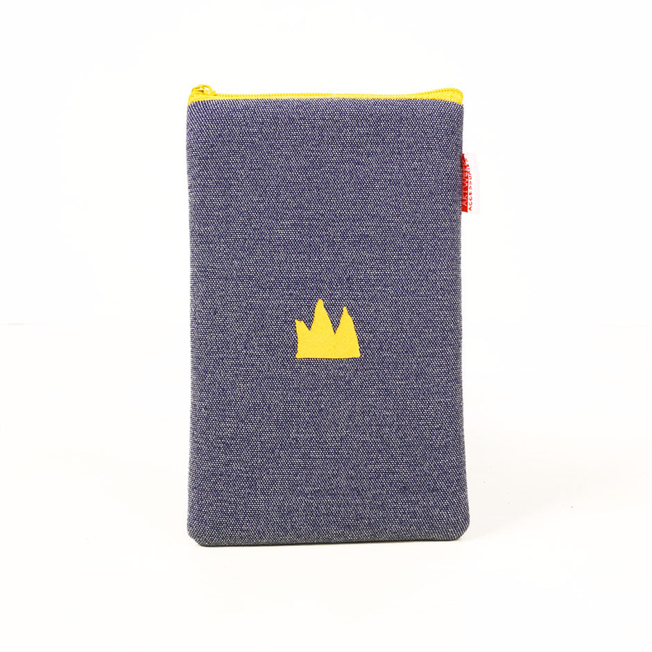 Crown Gadget Pouch