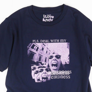 Weirdness Guys Tee