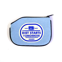Load image into Gallery viewer, Diet Tomorrow Coin Purse