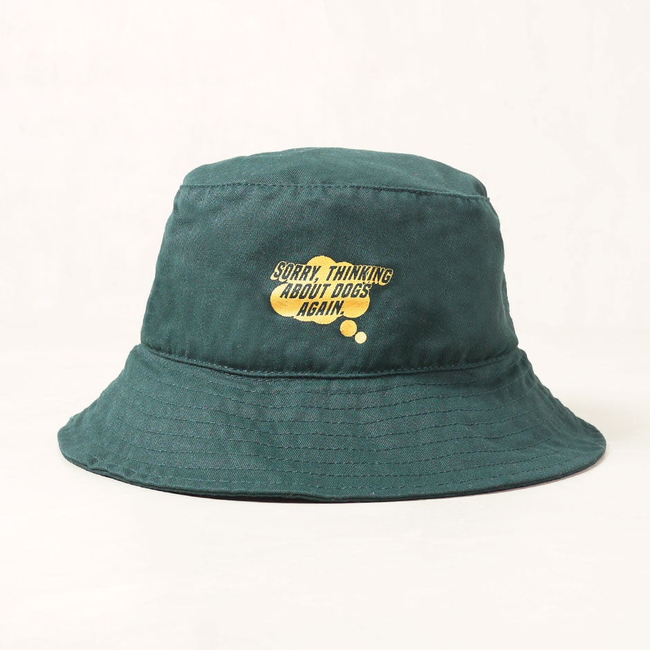 Dogs Again Bucket Hat