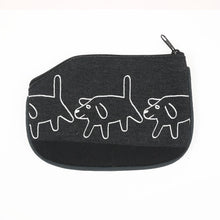 Load image into Gallery viewer, Dog Walk Coin Purse