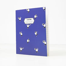 Load image into Gallery viewer, F1 Purple 3 Pc. Filler Notebook Set