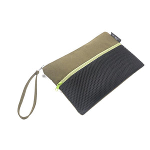 Fatigue Black Mesh Utility Pouch