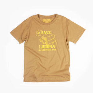 Fave Lumpia Girls Tee