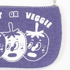 Fruit Or Veggie Coin Purse