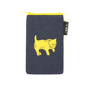 Full Cat Gadget Pouch