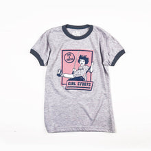 Load image into Gallery viewer, Girl Stunts Girls Tee