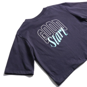 Good Start Girls Cropped Tee