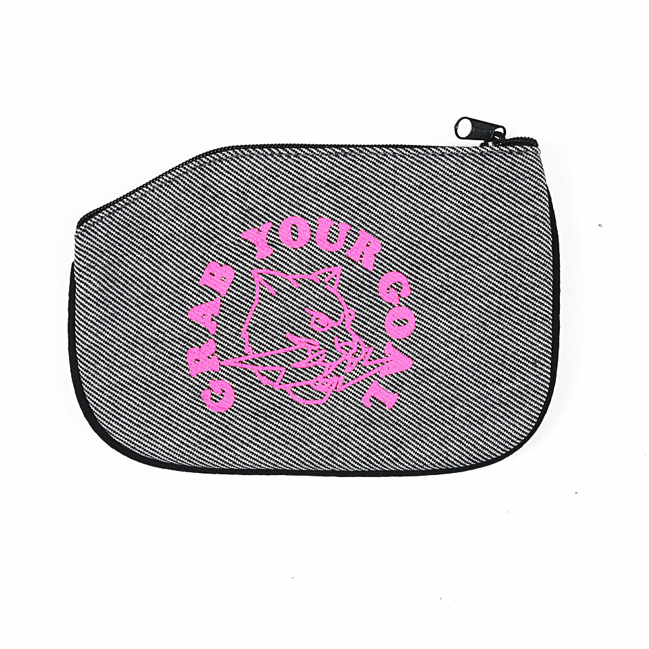 Grab Your Goal Coin Purse