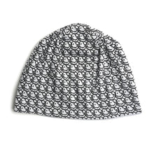 Load image into Gallery viewer, Smile Grafitti Gray Beanie