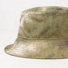 Load image into Gallery viewer, Green Camo Bucket Hat