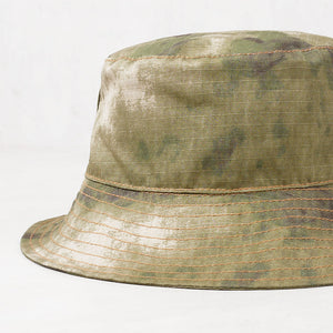 Green Camo Bucket Hat