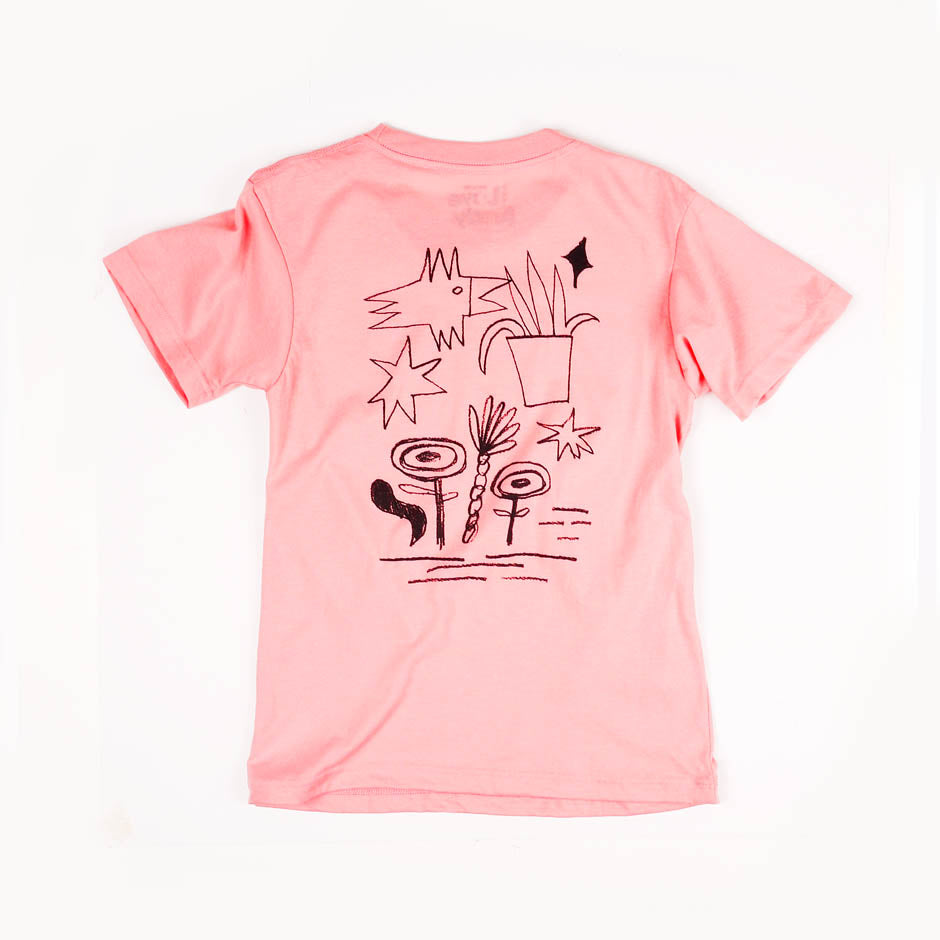 Handle With Care Girls Tee