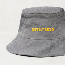Load image into Gallery viewer, Hats On Bucket Hat