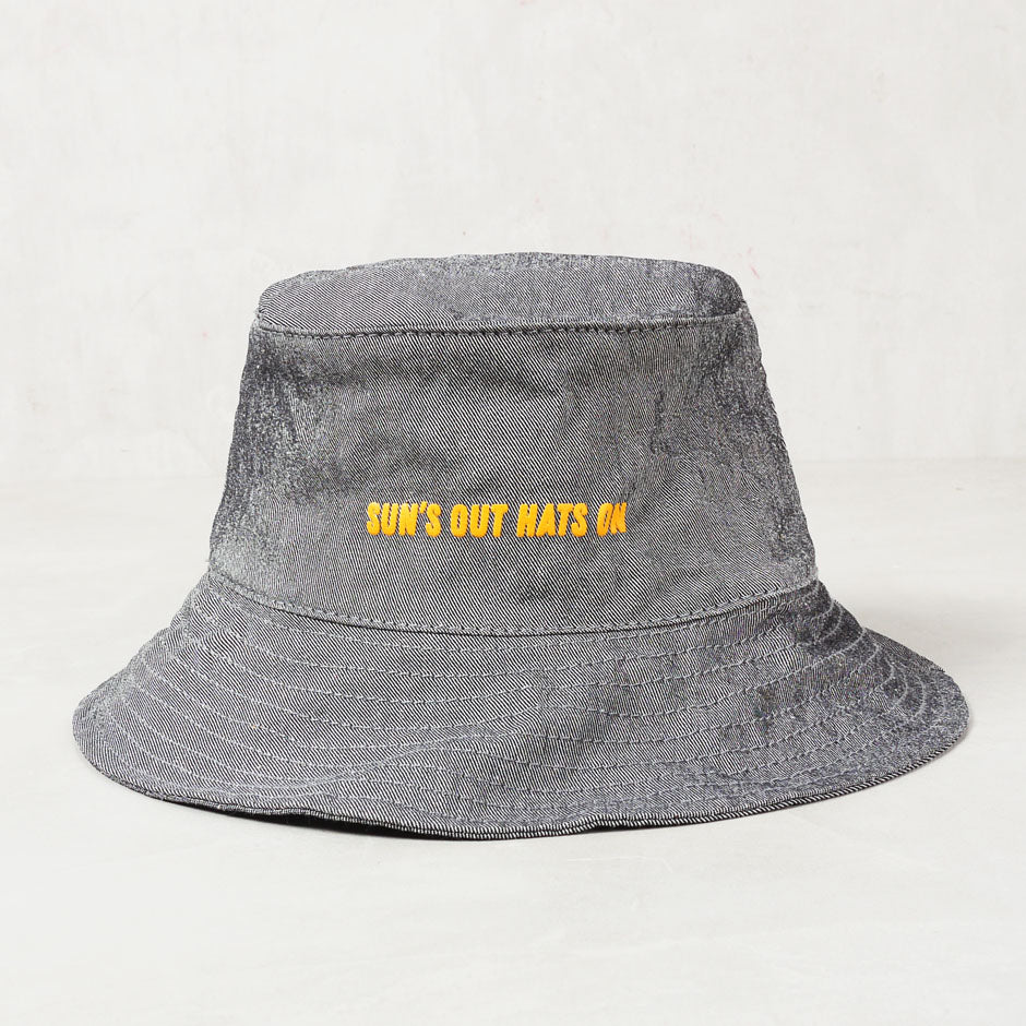Hats On Bucket Hat