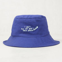 Load image into Gallery viewer, I Can't Bucket Hat