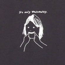 Load image into Gallery viewer, It's Only Wednesday Girls Tee