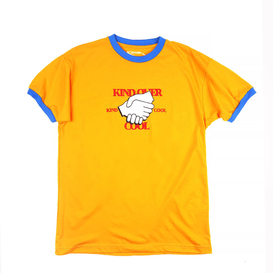 Kind Over Cool Guys Tee