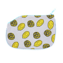 Load image into Gallery viewer, Lemon Coin Purse