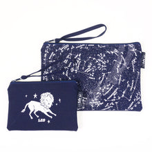 Load image into Gallery viewer, Leo Zodiac Pouch Set