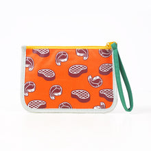 Load image into Gallery viewer, Meat Orange 2 Pc. Pouch Set
