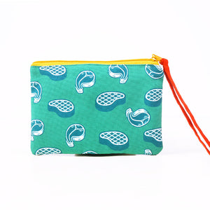 Meat Teal 2 Pc. Pouch Set