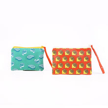 Load image into Gallery viewer, Meat Teal 2 Pc. Pouch Set